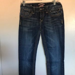 Be Rock for Express skinny jeans size 4R